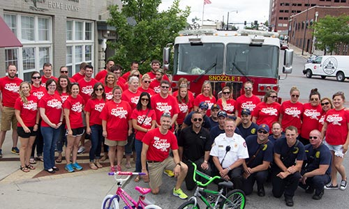 Columbia Missouri staff photo