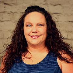 Angela McGinnis's Headshot