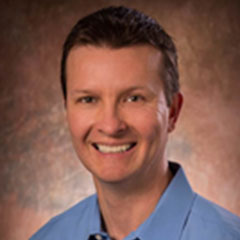 Keith Maggard's Headshot